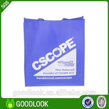 fast shipping colorful printing plain cloth shopping bag