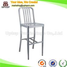 Industrial aluminum Nimitz navy bar chair (SP-OC622)