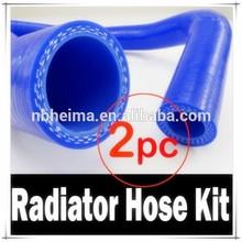 LANCER EVO 6CP9A (4G63) 99-01 Silicone Radiator Water Coolant Hose BU