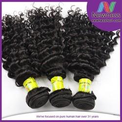 top grade 6a high quality brazilian virgin remy hair deep wave hair dealers