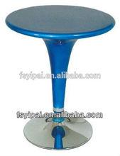 Plastic pub bar table round table