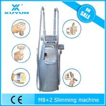 active M8+2 vacuum ultrasonic machine for liposuction and skin tightening