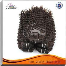 Good Feedback Best Qulaity high quality big curl brazilian hair