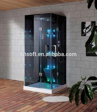 Quality SAA big entrance corner sliding shower room