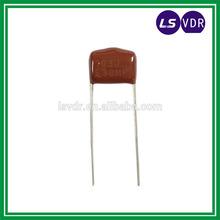 CBB/CL 630V 104J 0.1uF capacitor pin spacing 15MM