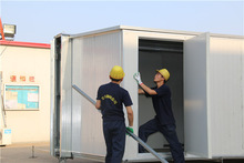 manufacture containerized offices mid east