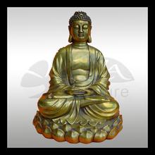 high quality high quality antique bronze standing buddha statue