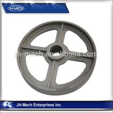 Lost wax casting / custom cast iron product
