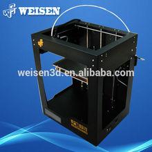 DIY Desktop 3D printer, ABS PLA replicator prototype