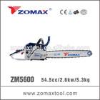 hot-selling ZOMAX ZM5600 chain saw 50cc bike