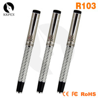 Shibell crystal pen retractable cord pen fun pen