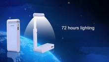 G&J 2014 newest CANTON fair high solar powered desk lamp