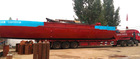 60cbm mini sand discharge carrier/barge/boat sales