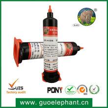High quality 212 uv glue(adhesive) for glass to glass/metal