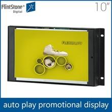 FlintStone 10 inch mini usb audio player portable dvd player with tft screen united