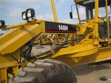 Used motor grader 140H, cheap used motor grader for sale