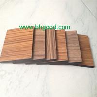 woodgrain formica sheets/high pressure melamine laminate