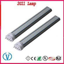 China Manufacturer AC85-265V philips replacement 2g11 led tube