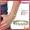 China Supplier Hot Crystal Design magnetic bracelet bangle chian