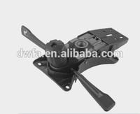 massage chair mechanism with swivel lock GLA005