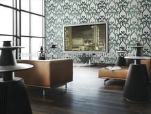 interior wallpaper catalogue/wallpaper for interior design/wall decoration