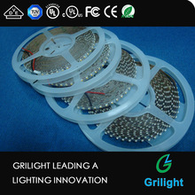 WW/NW/CW/Red/Green/Blue 120leds/m 3528 felxible LED Strip