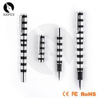 Shibell ball pen with led light fine grip pen tooth ball pen