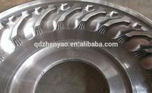 Qingdao rubber aluminum mold making
