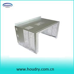 OEM aluminum/steel sheet metal straightening