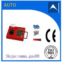 rs232 diesel fuel digital flow meter/portable ultrasonic flow meter /ultrasonic liquid level meter made in China