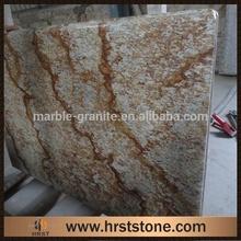 Brazil Verniz Tropical Granite Polished Slabs for sale