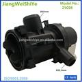 Alibaba d22.5 de salida de la bomba de desagüe de la máquina de lavado de la bomba de desagüe para lavavajillas de drenaje de la bomba del motor