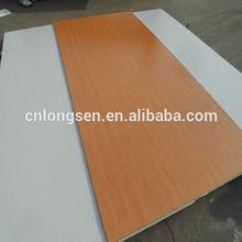 4ft x 8ft 2~20mm Cabinet Grade high glossy melamine hdf door skin