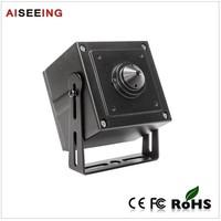 Surveillance Indoor Systems Onvif 1.3 Megapixel Pinhole Hidden CCTV Camera