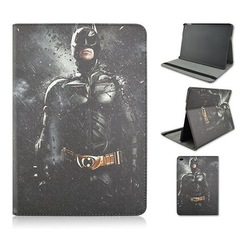 Batman Leather Flip Stand Back Case Cover For iPad air 2