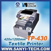 TP-430 Digital DTG Printer, Especially for T-shirt Printing