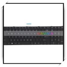 For Toshiba Laptop Internal Keyboard With Frame C850 L850 L855 L870 L875
