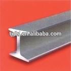 HOT! S235JR Q235B SS400 ST37 A36 Hot Rolled Galvanized Structural Steel I Beam 100X55,120X64,160X82,140X73 Steel Formwork I Beam