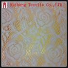 Italy rose pattern lace for elegant women dress / uniform fabric lace dress