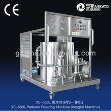 best sell freezing machine, perfume pneumatic mixing