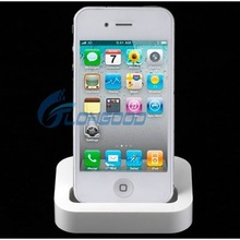 New Sync Dock Cradle Mobile Phone Charger Station for Apple iPhone 3G 3GS 4G 4S