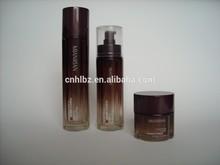 OEM 120ML 35ML 50G 30G Empty Cosmetic Glass Bottles for Lotion Eye Cream