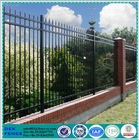 PVC Wrought&Cast Picket Ornamental Iron Fence