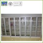 Steel plastic spraying medicine cabinet used in hospital