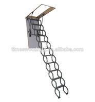 Steel Scissor Loft Ladder