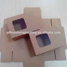 Popular custom kraft paper box
