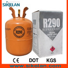 propane r290 gas ISO tank