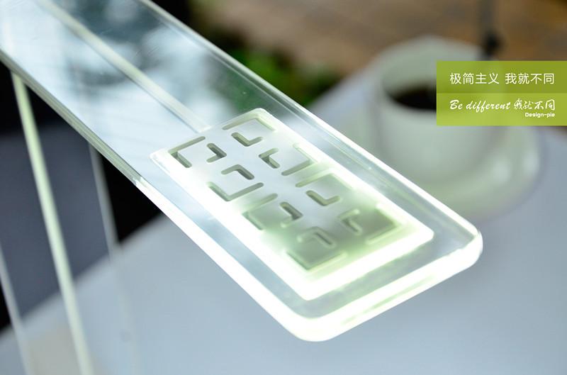 Modern style led produits populaires de chargement sans - Lampe bureau led sans fil ...