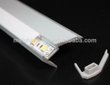 triangle aluminum profile/channel accessores
