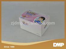 Long Lifetime White Kraft Paper Gift Box
